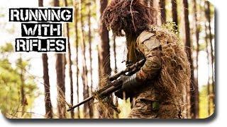 Running With Rifles ► Woodland Sniper (Full Round)