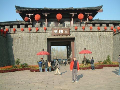 (2) 8 Days Jiangnan and Shanghai Tour 24/11 – 30/11/2005   江南和上海8 日游.
