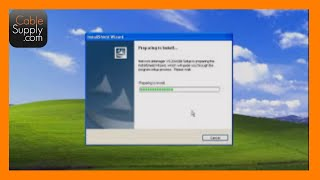 How to Install Toshiba Network eManager Software