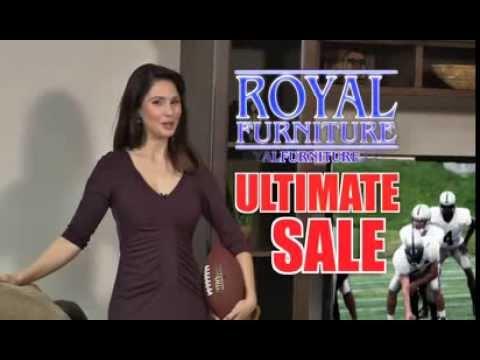 Ultimate Sale at Royal Furniture