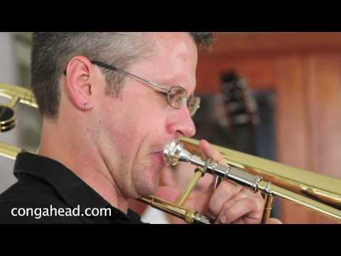 Trombone virtuoso, Marshall Gilkes Trio