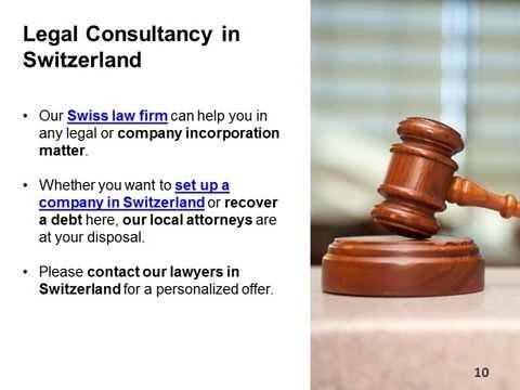 Swiss Law Firm