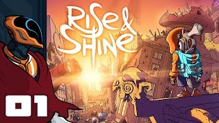 Let's Play Rise & Shine - PC Gameplay Part 1 - Something A Bit Different
