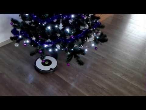 Робот-пылесос Hoover RBC040/1 019 800Вт красный