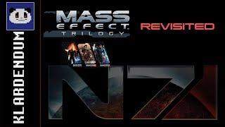 Revisiting Mass Effect Trilogy