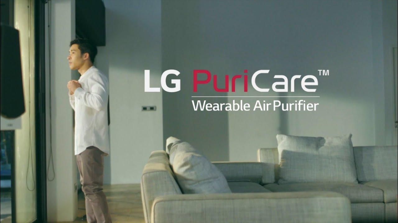 มั่นใจได้ทุกไลฟ์สไตล์ที่เป็นคุณ - LG PuriCare™