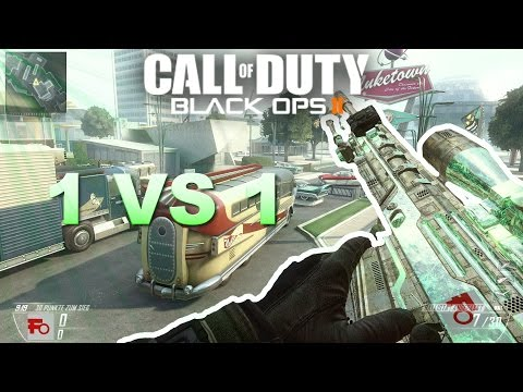 Call of Duty BO2: 1vs1 | Bin ich ein Hacker? [German/Deutsch]