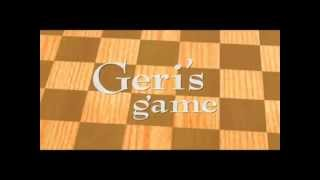 Geri's Game [1997]: Academy award winning Animated short film