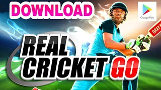 Real Cricket Go Trailer Launch | New Cricket Game  | Download Real Cricket Go