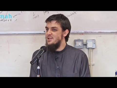 Tawheed and Ittibaa - Absolute Monotheism & Following the Messenger - Session 2 of 4 - Tim Humble