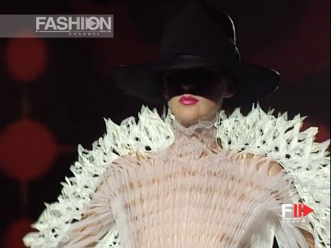 GIANFRANCO FERRE' Full Show Spring Summer 2004 Milan by Fashion Channel