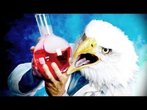 TWERKING EAGLE SCIENTIST! - Prop Hunt #11