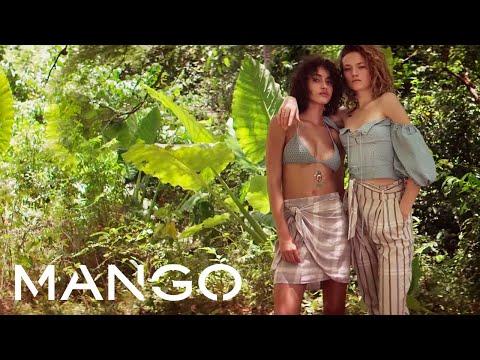 MANGO May Campaign: High Summer '17