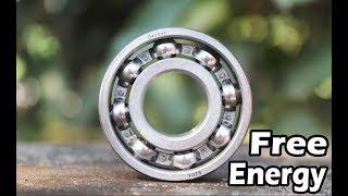 Free energy generator 100% self running with DC motor Using Wheel