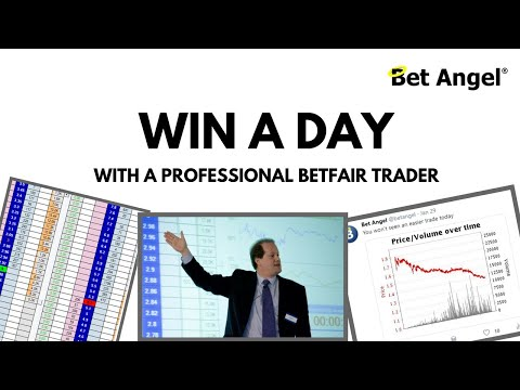 Win a day with Professional Betfair trader - Peter Webb