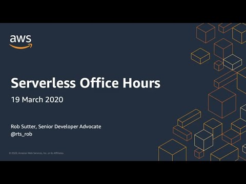 Serverless Office Hours - Item-level Permissions in Amazon DynamoDB