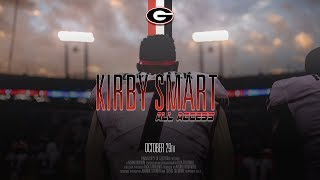 UGA Football: Ep. 8: Kirby Smart All Access vs Florida 2017
