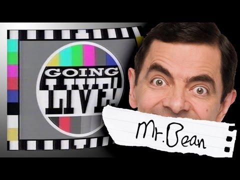 Going Live! | Mr Bean | BBC1 30/11/1991 (Full)