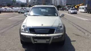 [Autowini.com] 2002 Ssangyong Rexton RJ290 4WD Sunroof (Duro Trading)
