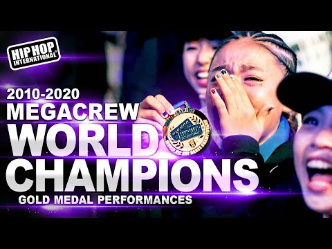 UPeepz - Philippines (Gold Medalist MegaCrew Division) at HHI2017