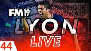 Football Manager 2019 | Lyon Live #44: New Record Signing #FM19