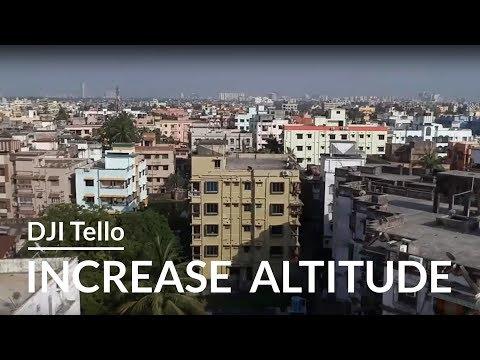 10m altitude limit | DJI Tello Drone Forum