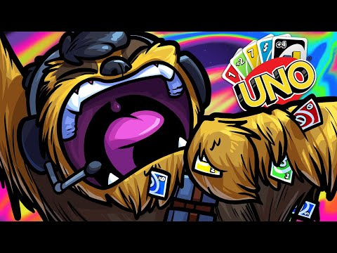 Uno Funny Moments - Very Sleepy Nogla Edition! (Babada Boopy!)