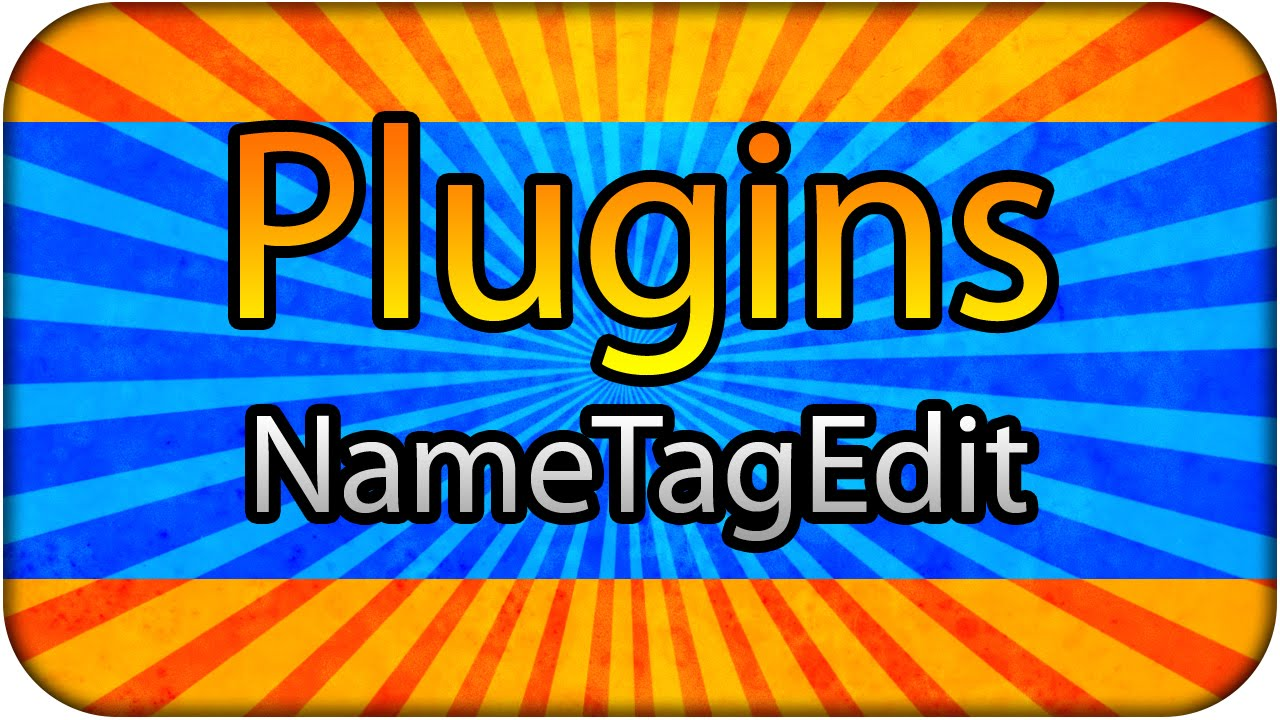 Image Result For Plugins Nametagedit