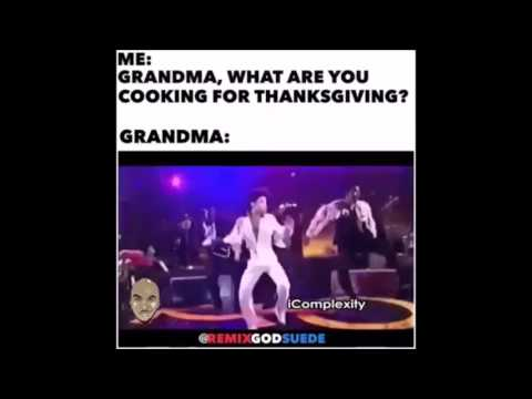 [1 HOUR] Grandma Thanksgiving Song Beans Greens Potatoes Tomatoes 1 HOUR! YOU NAME IT CHALLENGE
