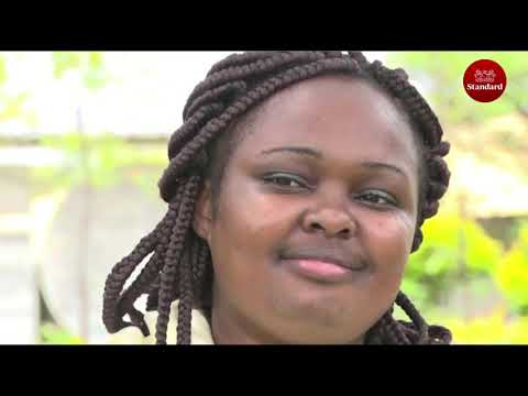 32 year-old-mother of one who scored B in 2020 KCSE