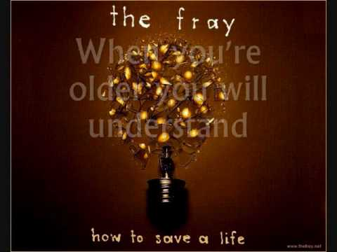 The Fray - Trust Me - Lyrics