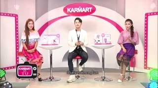 "TV variety shows in Laos, ""Karmart on TV"" on MVTV Laos Channel"