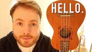 Hello - Adele (Ukulele Tutorial)