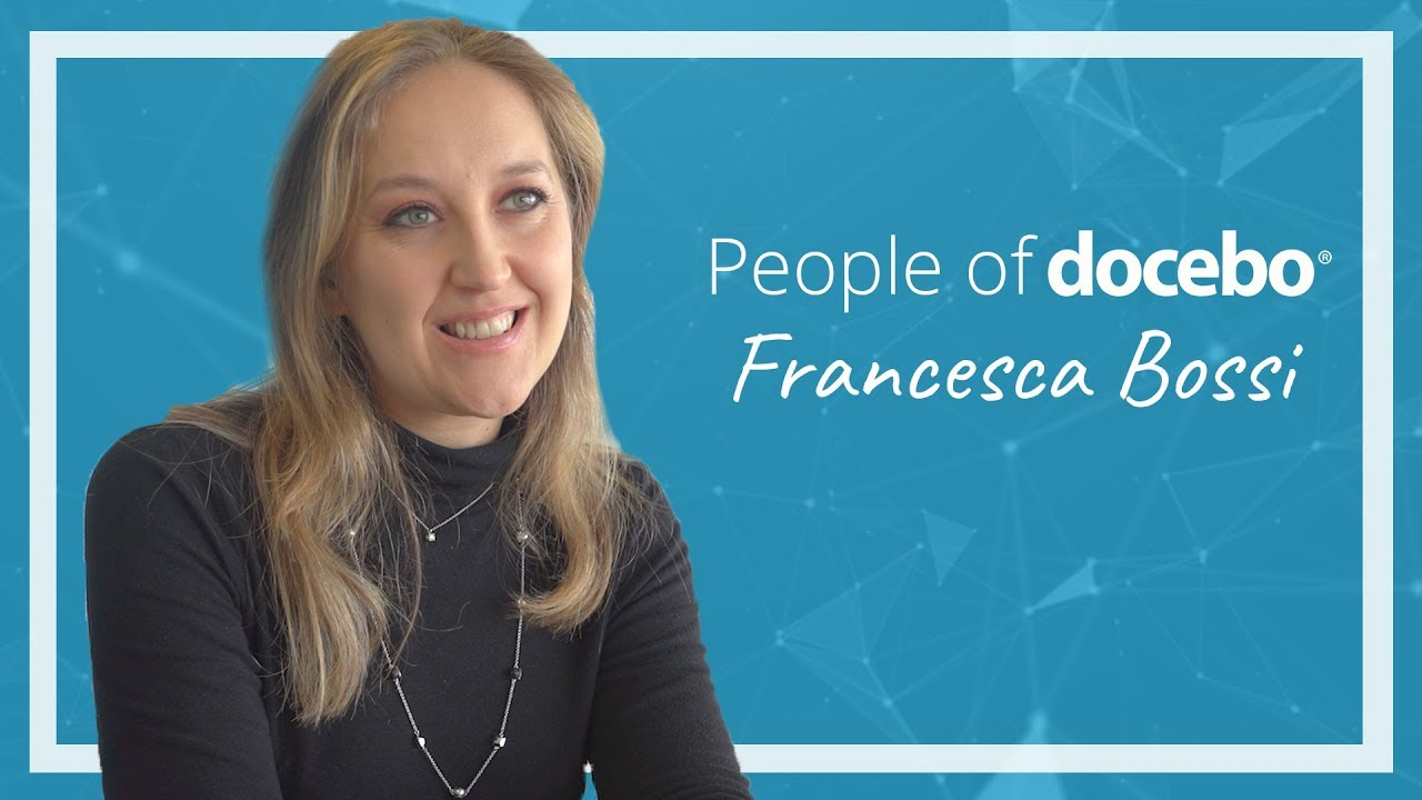 People of Docebo - Francesca Bossi
