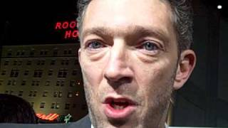 Vincent Cassel at the