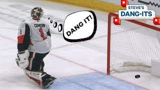 NHL Worst Plays of The Year - Day 7: Ottawa Senators Edition | Steve's Dang Its