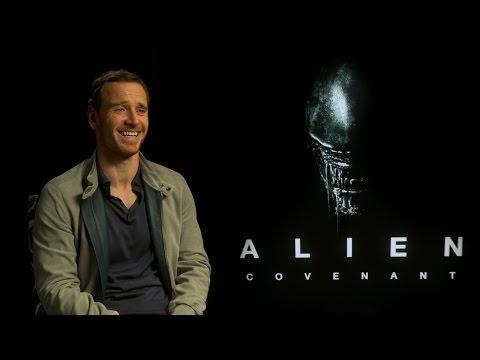 Alien: Covenant interview - hmv.com talks to Michael Fassbender