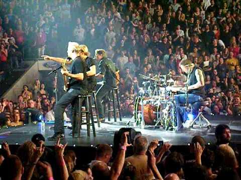 Nickelback Rockstar Live in Dallas