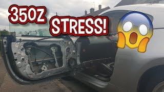 Trying to Fix an Annoying Problem on the 350z
