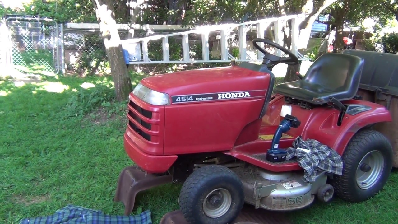 Honda Riding Lawn Mower Replacement Parts Reviewmotors Co