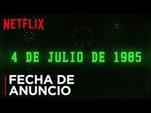 Stranger Things: Temporada 3   Anuncio de fecha   Netflix