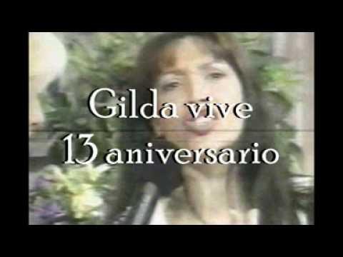 ULTIMA ACTUACION DE GILDA EN AMERICA TV.... (((EXCLUSIVO GILDA VIVE)))