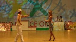 Romantic Salsa ( World Dance Olympiad 2010 )