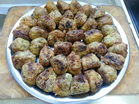 cuisine-juive-tunisienne---les-boulettes-du-couscous