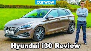 Hyundai i30 review - better than a VW Golf?