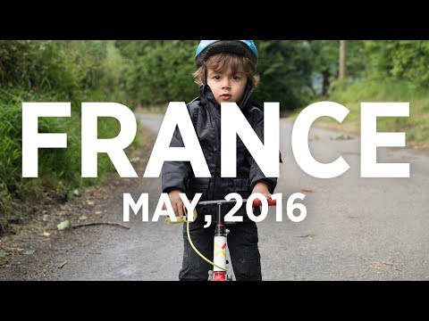 A Week in France - May 2016