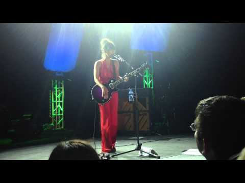 Katie Melua - On The Road Again + Kozmic Blues + I Cried For You - Live In Saarbrücken 10th Aug 2013
