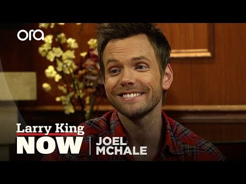 Joel Mchale's thoughts on Chevy Chase's exit from the NBC comedy