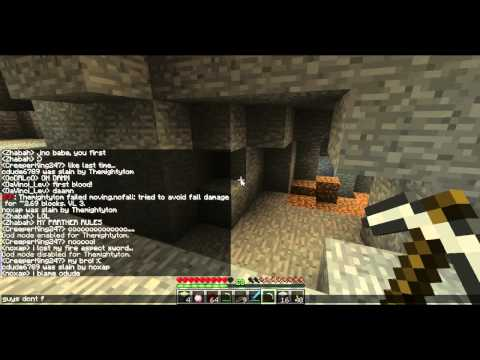 Minecraft: The Walls (PvP Survival) Round two!