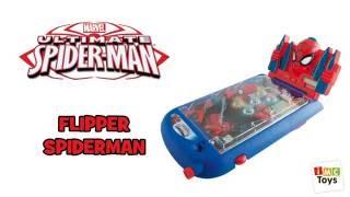 Flipper SpiderMan - DEMO IMC Toys